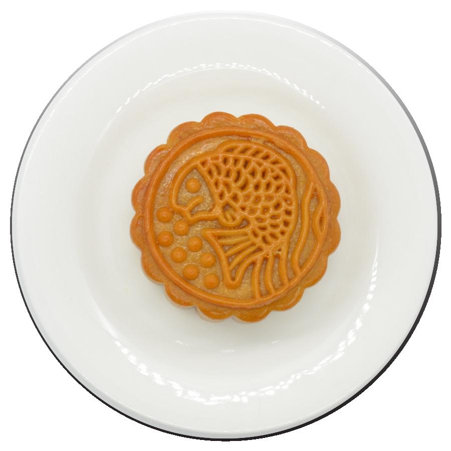 Bánh nướng nhân sen