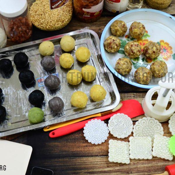Cách làm bánh dẻo truyền thống